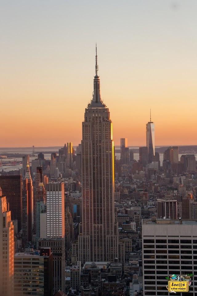 Empire Building visto desde el TOR