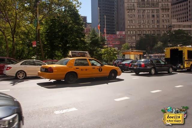 Taxi de Nueva York