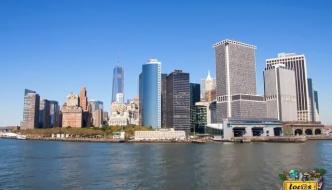 Paseando por Wall Street y un atardecer en Brooklyn