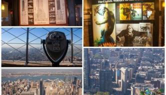 El Empire State Building y museos en Nueva York