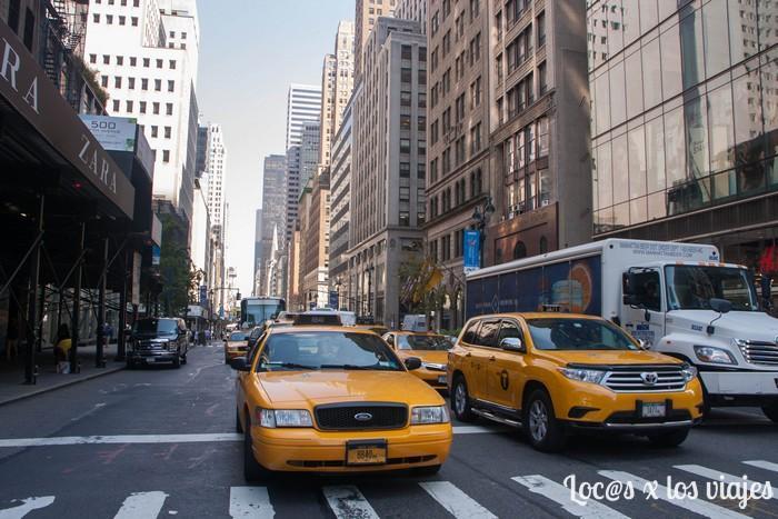 Calle de Nueva York