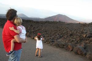 La familia de Mamás Viajeras en Canarias