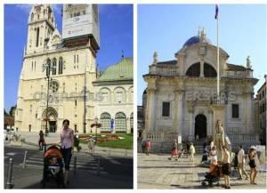 Lola de Overseas y su hijo en Croacia