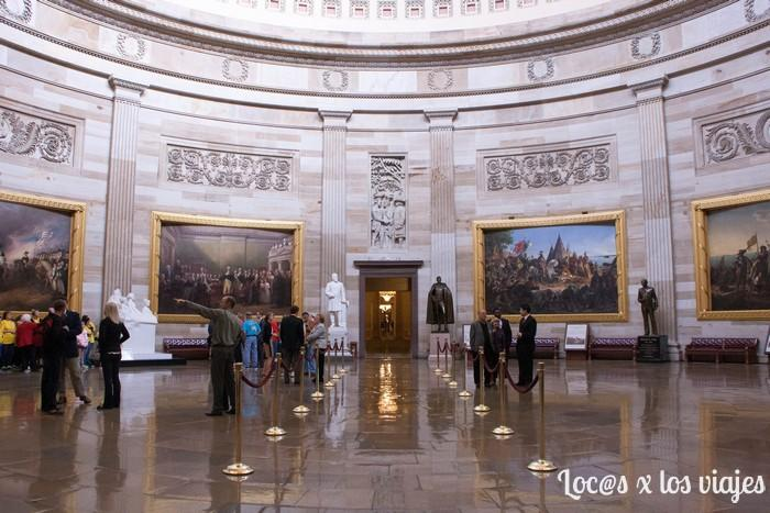 Sala de la cúpula del Capitolio