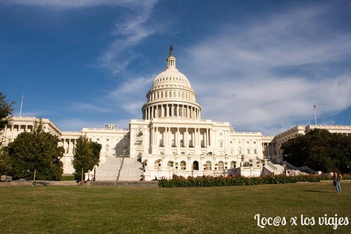 Capitolio por fuera