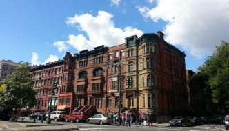 Una misa góspel en Harlem