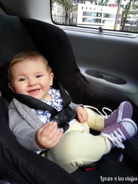 Viajar con un bebé a Estados Unidos