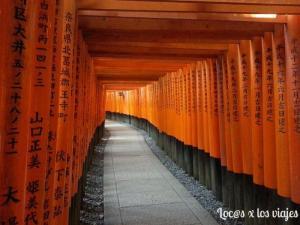 Japón: Fushimi Inari