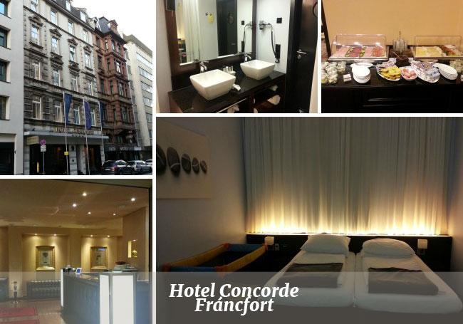Hotel Concorde Frankfurt Am Main