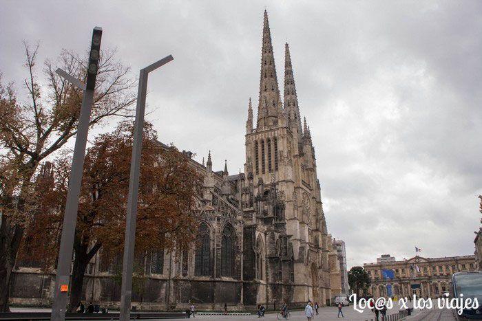 Burdeos: Catedral Saint André