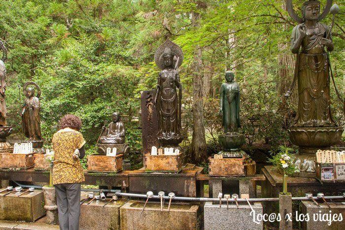 Estatuas Ginzo