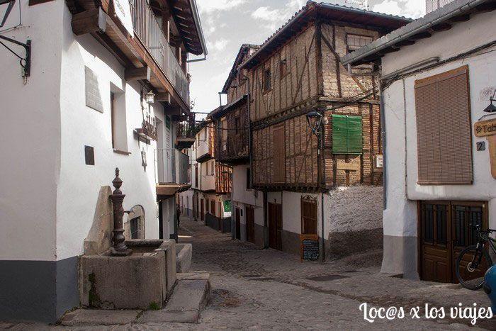Calles de Hervás
