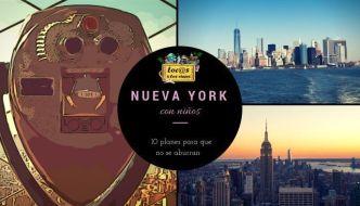 Nueva York con niños: 10 planes para que no se aburran