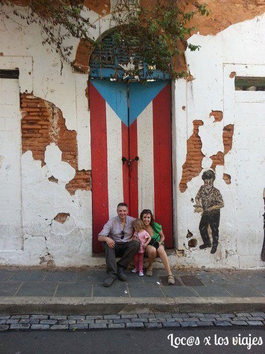 En el Viejo San Juan