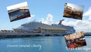 Crucero Carnival Liberty