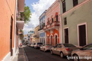 Calles del Viejo San Juan