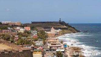 Recorriendo el Viejo San Juan