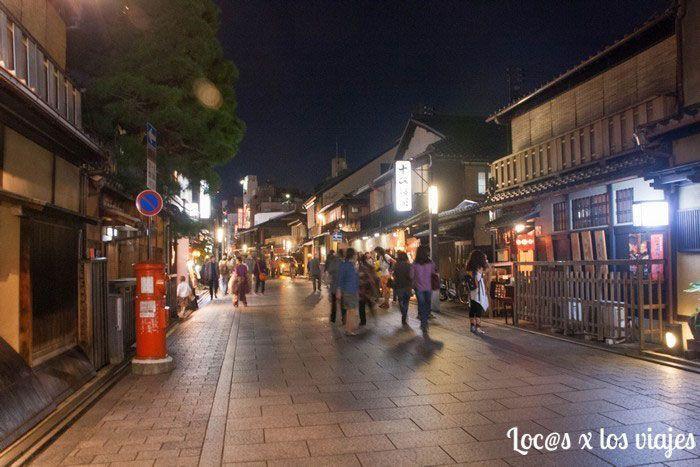 Hanamikoji Dori en Gion