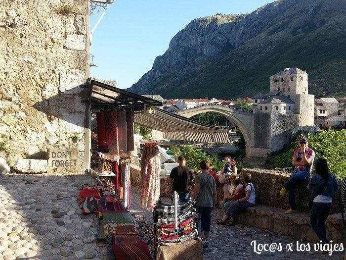Mostar, en Bosnia