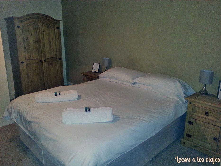 Nuestro alojamiento: el Cashmoor Inn