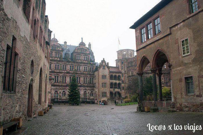 Palacio de Heildeberg