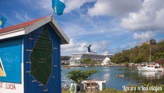Qué ver en Santa Lucía en una escala de crucero