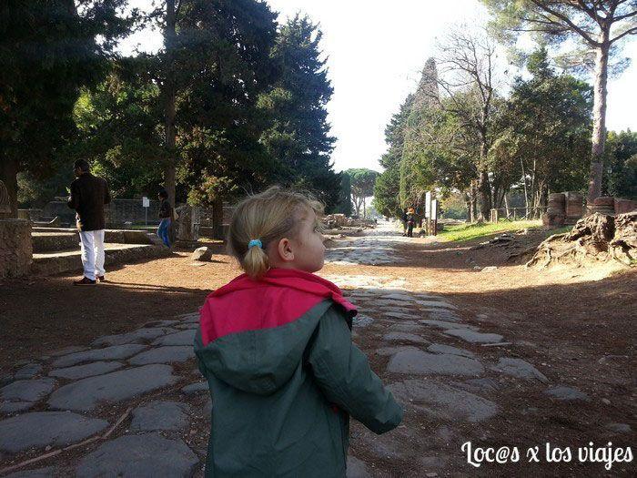 En Ostia Antica