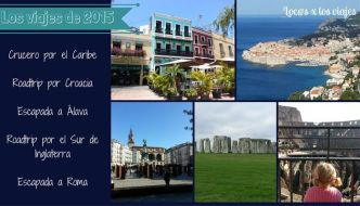 Los viajes de 2015