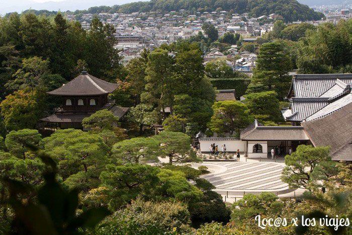 Templo del Pabellón de Plata o Ginkaku-ji