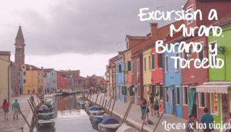Excursión a Murano, Burano y Torcello por libre