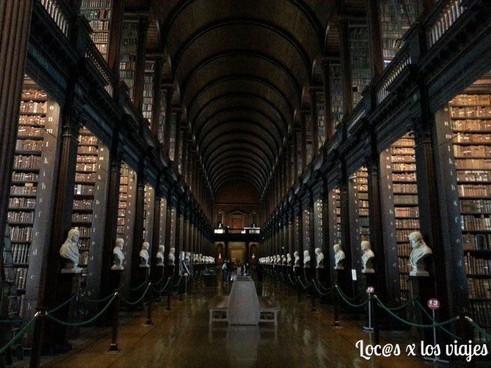 Long Room del Trinity College