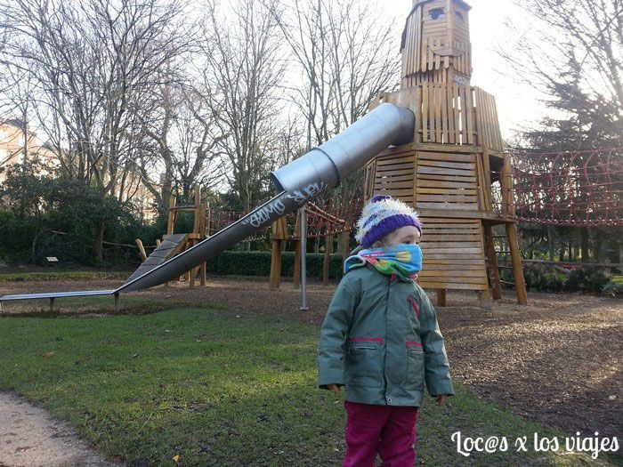 Playground de Merrion Square