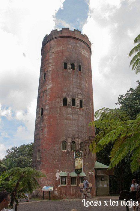 Parque Nacional de El Yunque: Torre Yokahu