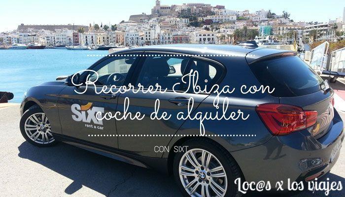 Ibiza con Sixt