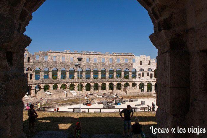 Anfiteatro de Pula: Pula Arena