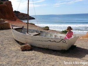 Ibiza con 3 años y 3 meses