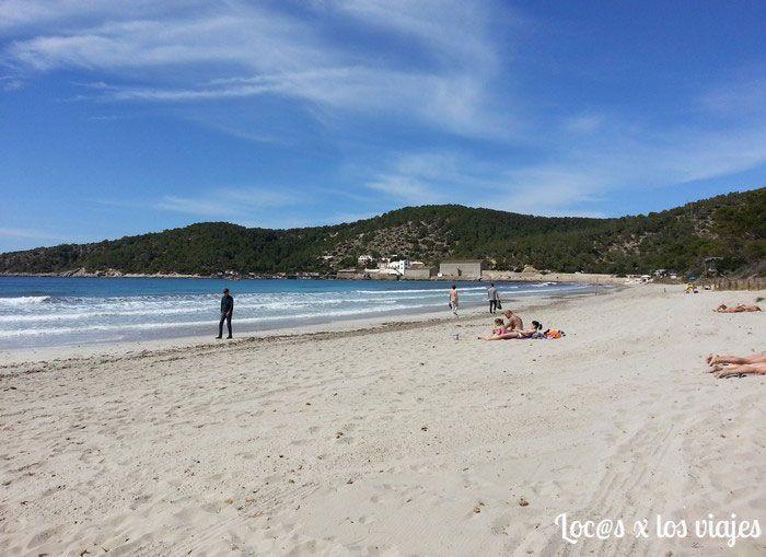 Playa de Ses Salines