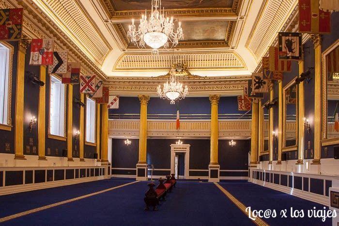 Castillo de Dublín-2