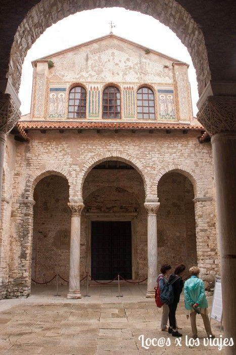 Porec: Basílica Eufrasiana