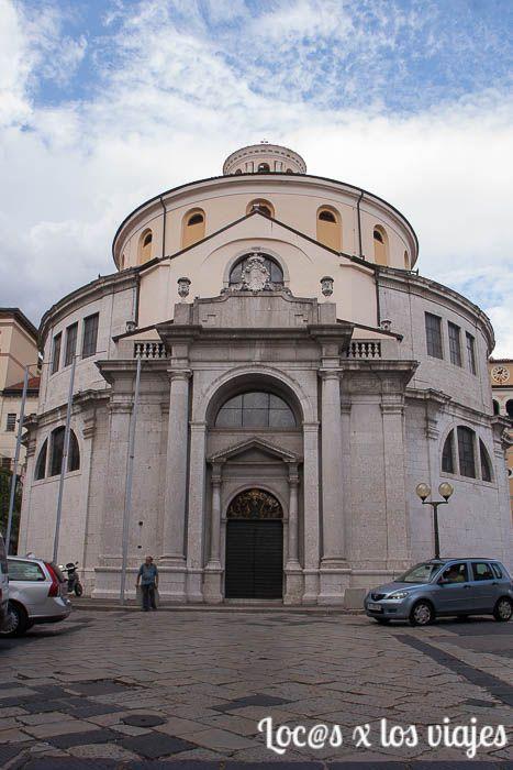 Rijeka: Catedral de San Vito