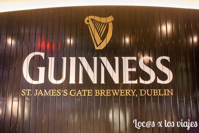 Dublin: Guinness Storehouse