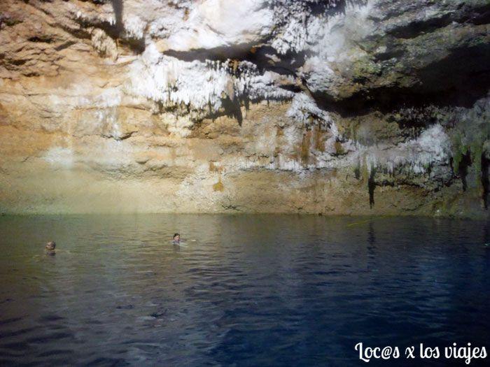 Riviera Maya: Cenote Tankach-Ha