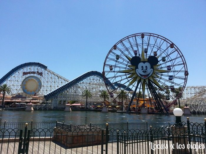 Roadtrip por la Costa Oeste: Disneyland