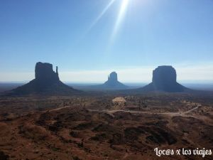 Roadtrip por la Costa Oeste: Monument Valley