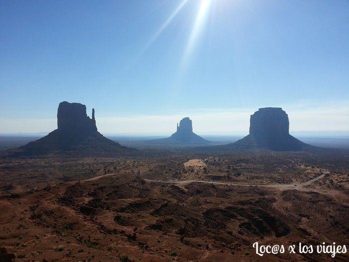 Roadtrip por la Costa Oeste: Monument Valley