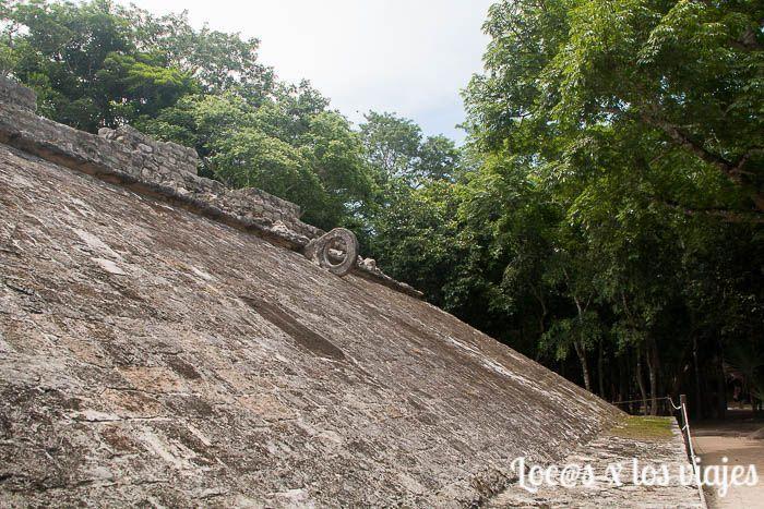 Juego de la Pelota en Cobá
