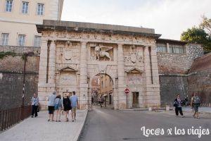 Zadar: Puerta Zara o Terraferma