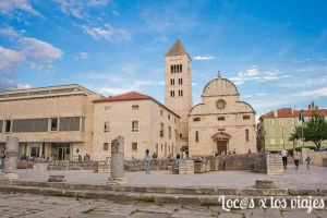 Zadar: Iglesia de Santa María