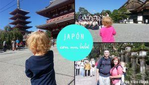 Viajar a Japón con un bebé