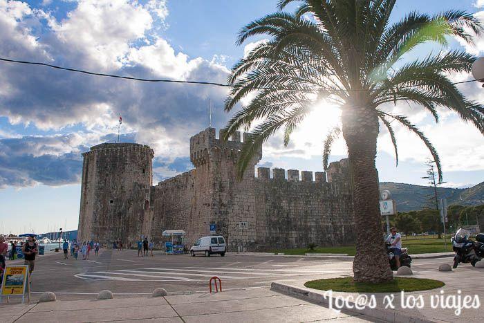 Fortaleza del Camarlengo de Trogir